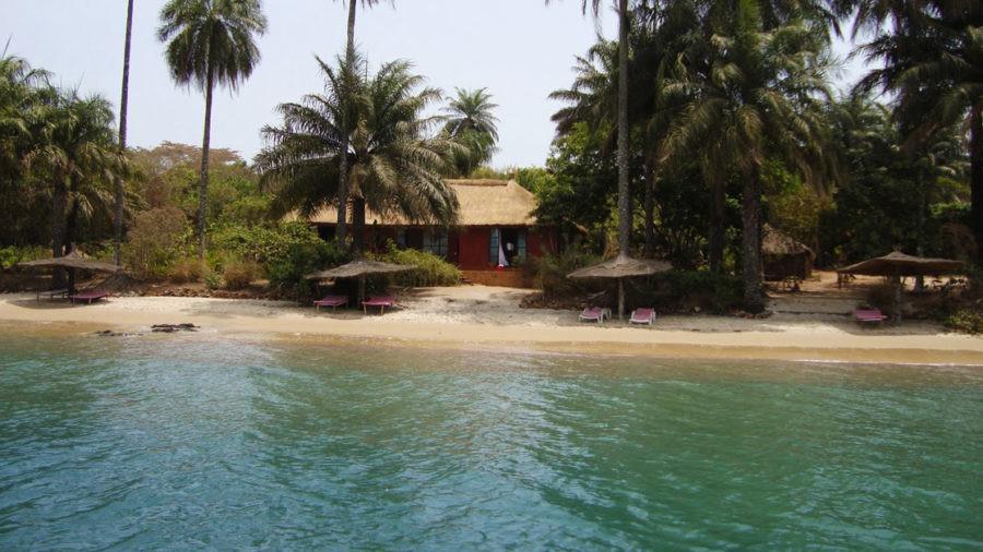 Dakar to Bissau