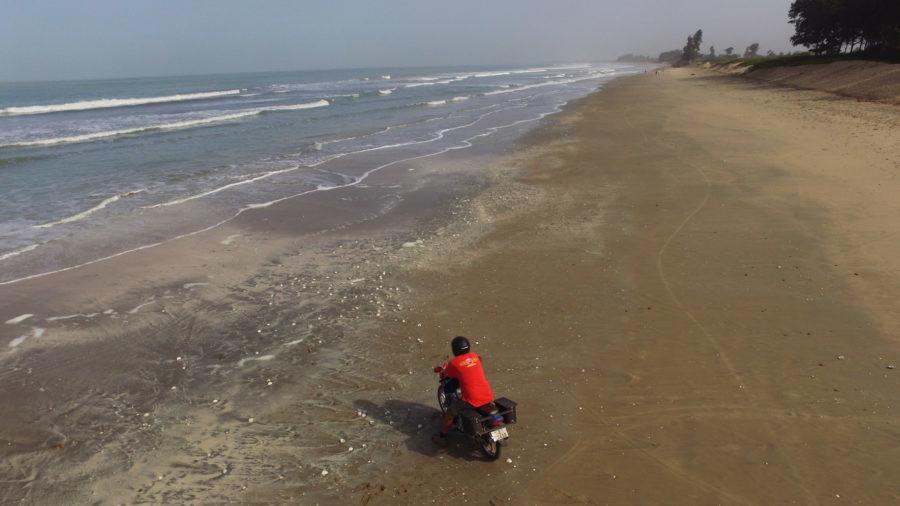 Dakar to Bissau (3 weeks)
