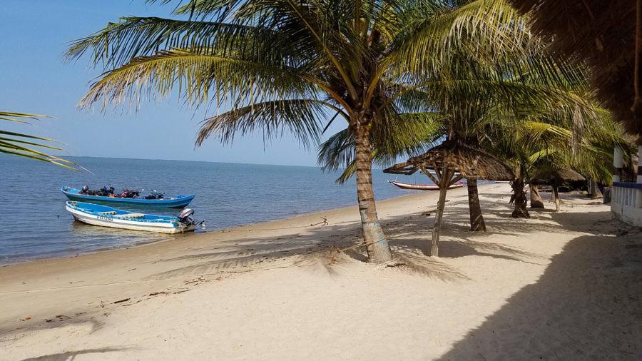 Dakar to Ziguinchor (8 days)