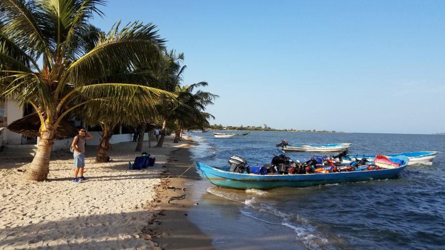 Chez Hellena and the Island of Carabane